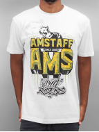 Amstaff T-Shirty Harson bialy