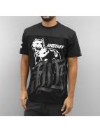 Amstaff T-Shirty Lebox czarny
