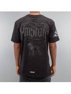 Amstaff T-Shirty Korsos czarny