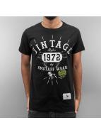 Amstaff T-Shirty AMSV008 czarny