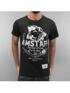 Amstaff T-Shirty Neres czarny