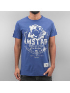 Amstaff T-skjorter Neres blå