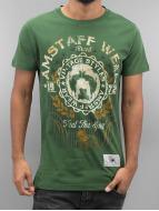 Amstaff T-skjorter Malex grøn