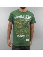 Amstaff T-skjorter Perro grøn