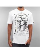 Amstaff T-skjorter Galan hvit