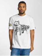 Amstaff T-skjorter Neto hvit