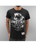 Amstaff T-skjorter Neres svart