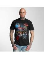 Amstaff T-skjorter Tuves svart