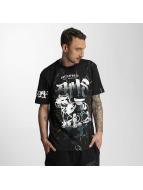 Amstaff T-skjorter Unchained 2 svart