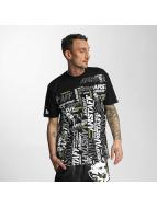 Amstaff T-skjorter Talis svart
