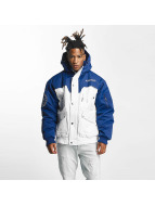 Amstaff Conex Windbreaker Jacket White/Blue