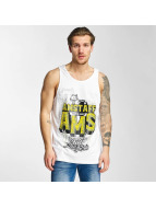 Amstaff Tank Tops Harson white