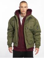 Amstaff Winter Jacket Conex olive