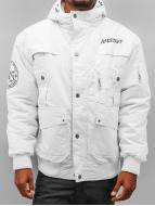Amstaff Winter Jacket Conex white