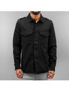 Amsterdenim Camisa Tinus negro