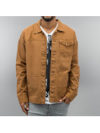 Amsterdenim Lightweight Jacket Johnny Monks brown