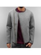Amsterdenim Lightweight Jacket Mats grey