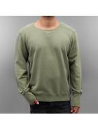 Amsterdenim Pullover Zeger vert