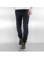 Amsterdenim Skinny Jeans Wash blau
