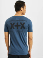 Amsterdenim Vin T-Shirt Navy Blue