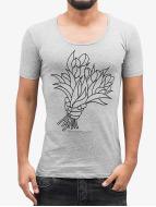 Amsterdenim T-shirtar Aad grå