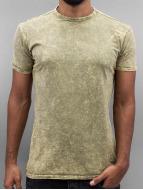 Amsterdenim T-Shirty Jaap zielony