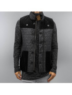 Amsterdenim Vest Piet black