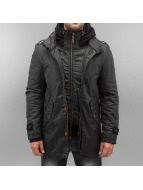 Amsterdenim Winter Jacket Double black