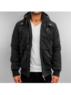 Authentic Style Зимняя куртка Albin черный