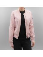 Authentic Style Куртка-бомбардир Sublevel розовый