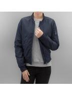 Authentic Style Куртка-бомбардир Sublevel синий