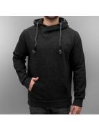 Authentic Style Bluzy z kapturem Aiden czarny