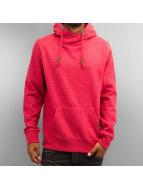 Authentic Style Bluzy z kapturem Tito czerwony