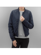 Authentic Style Bomberjacke Sublevel blau