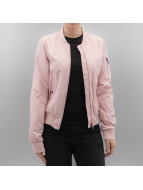 Authentic Style Bomberjacke Sublevel rosa
