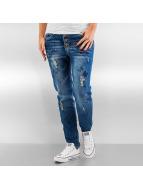 Authentic Style Boyfriend Jeans Butterfly blue
