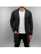 Authentic Style Cardigan Knit gray