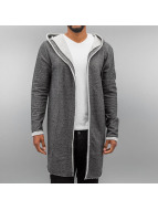 Authentic Style Cardigan Sweat noir