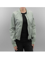 Authentic Style Sublevel Bomber Jacket Vintage Green