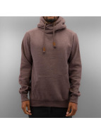 Authentic Style Hoodie Saban brun