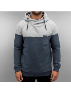 Authentic Style Hoodies Two Tone blå