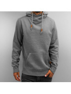 Authentic Style Hoody Tito grau