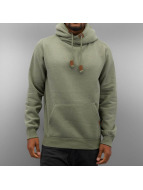 Authentic Style Hoody Saban olijfgroen