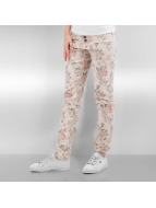 Authentic Style Jean skinny Rose multicolore