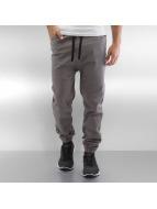 Authentic Style joggingbroek Jeans grijs