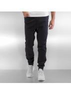 Authentic Style joggingbroek Jeans zwart