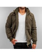 Authentic Style Kış ceketleri Albin zeytin yeşili
