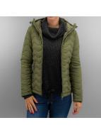 Authentic Style Kış ceketleri Oona zeytin yeşili