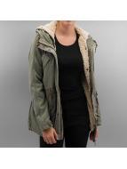 Authentic Style Kış ceketleri Chiara zeytin yeşili