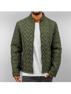 Authentic Style Kurtki zimowe Laurence zielony